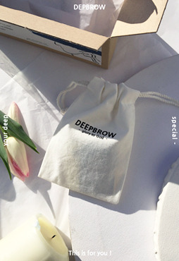 DEEPBROW dust bag
