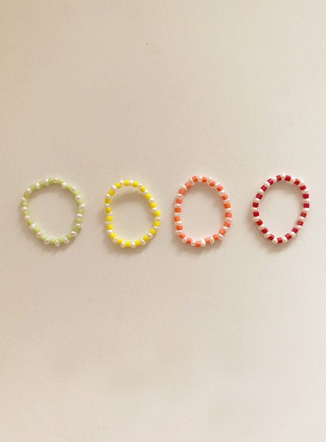 candy pop ring (4 colors)